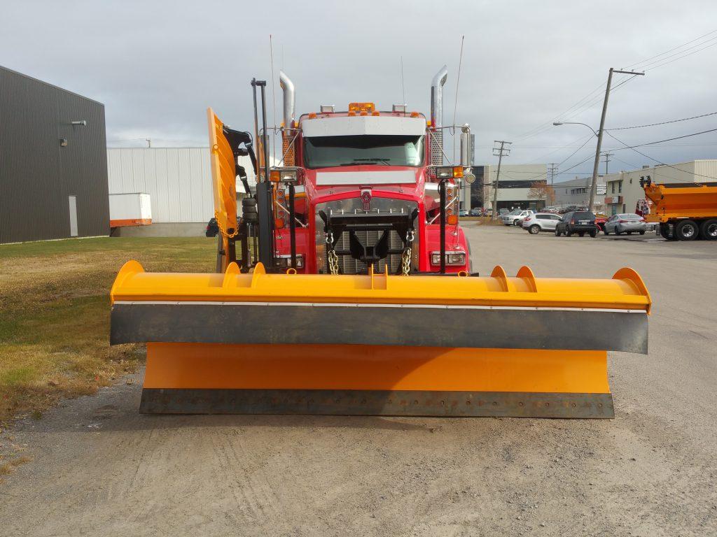 Reversible Plow